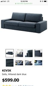 Ikea couch - new in September