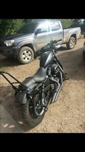 2012 Harley Sportster Iron- super low kms