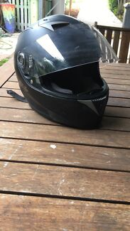 Shark S700 full face helmet!
