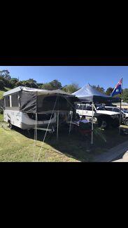 Jayco swan camper trailer Camden Camden Area Preview