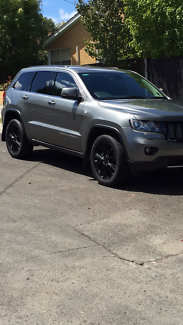 2012 Jeep Grand Cherokee Laredo jet