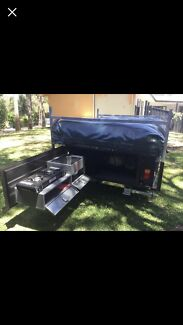 2013 GIC OFF-ROAD CAMP TRAILER Nelson Bay Port Stephens Area Preview