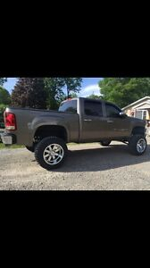 2013 Gmc 1500 lifted