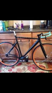Unknown Bikes Co. single speed bicycle
