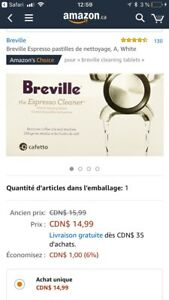 Breville Espresso Cleaner