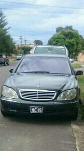 MERCEDES S500 LWB Cammeray North Sydney Area Preview