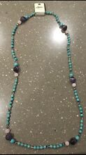 Semi-precious necklace Tapping Wanneroo Area Preview