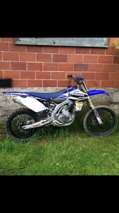 2011 yz450f trade for a 250 2 stroke or nice 125