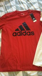 2x adidas tshirts Birmingham Gardens Newcastle Area Preview