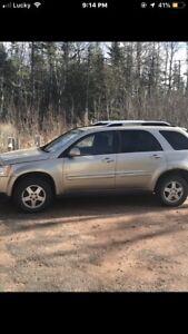 2007 Pontiac equinox