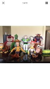 WANTED: toy story figurines New Lambton Newcastle Area Preview