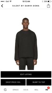 !!!!!!!!!!!SILENT BY DAMIR DOMA FOR SALE!!!!!!!!!