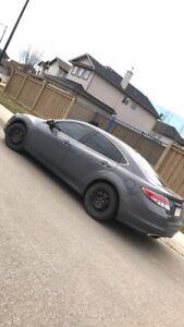 2009 Mazda6 V6 GT Full load