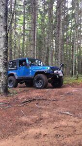 2003 Jeep TJ 4.0 5spd
