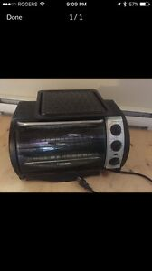 Black and Decker Toaster Over