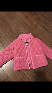 Quilted Baby Gap jacket 2T