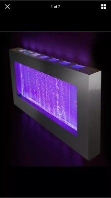 """Bubble Panel - WALL BUBBLE PANEL 39""""wide X 22"""" Tall Color Lights , Remote Ctrl $100 OFF"""