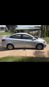 Selling Hyundai Accent for a steal! Mackay Mackay City Preview