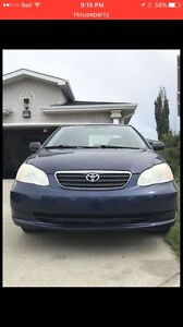 2007 COROLLA CE *NEED GONE* 90K ORIGINAL