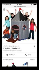 Play tent castle  London Ontario image 1
