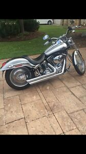 2003 HARLEY DAVIDSON Softail Deuce FXSTDI.       REDUCED PRICE