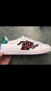 Gucci Ace Snakes