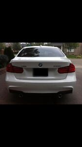 Lease takeover - 2013 BMW 335i xDrive M sport