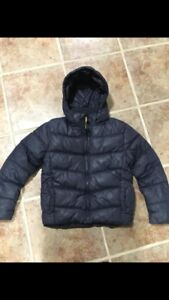 Zara boys 9/10 winter coat