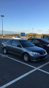 2005 Honda Civic Coupe Special Edition