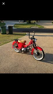 Wanted: Wanted a Honda ct110postie bike
