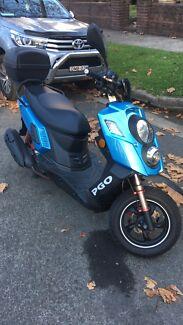 PGO X-HOT 150cc