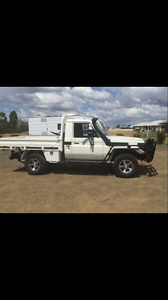 2001 Toyota LandCruiser Other Dalby Dalby Area Preview