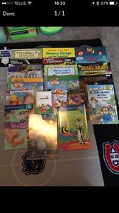 Assorted kids books all NeW/ tag system