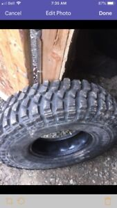 16 inch army tires