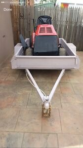 MTD Ride On Mower + 6x4 Trailer Cheap!! Hallam Casey Area Preview