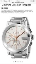 Mens Gucci Watch Brand New Bargain Maroubra Eastern Suburbs Preview