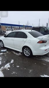 2015 lancer limited edition! Low km!