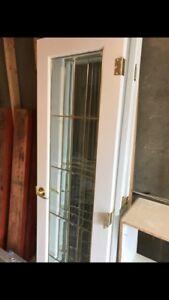 Paint grade French doors