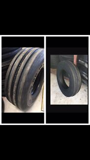 FRONT TRACTOR / implement tyres