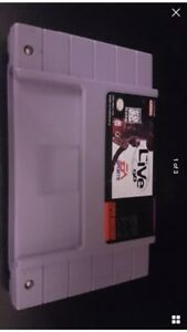 Wanted nba live 98 snes