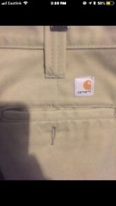 Like New Carhartt pants & Dakota work jacket