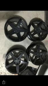 19 inch avant garde wheels with tyres Hoxton Park Liverpool Area Preview