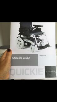 Electric Wheelchair Lyneham North Canberra Preview