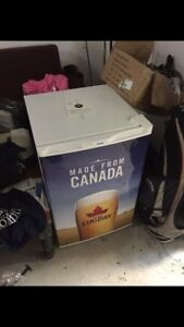 Molson Canadian bar fridge