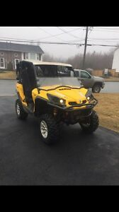 2011 Can Am Commander 1000XT