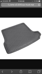 Brand new BMW X3 2010 back truck cover mat for sale