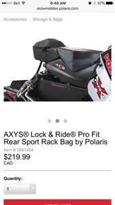 Polaris rush bag
