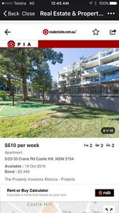 23 Crane Road Castle Hill Crows Nest North Sydney Area Preview