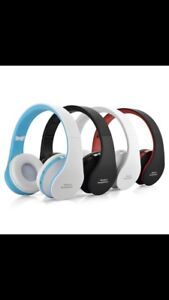 Wireless head phones