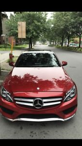 C300 M Benz , lease take over ( 5 months )